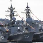 自衛隊観艦式は木更津を狙え!ハズれたら関係者から入手せよ!