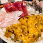 楽天で取り寄せたウニは、高めの回転寿司より美味しかった♪